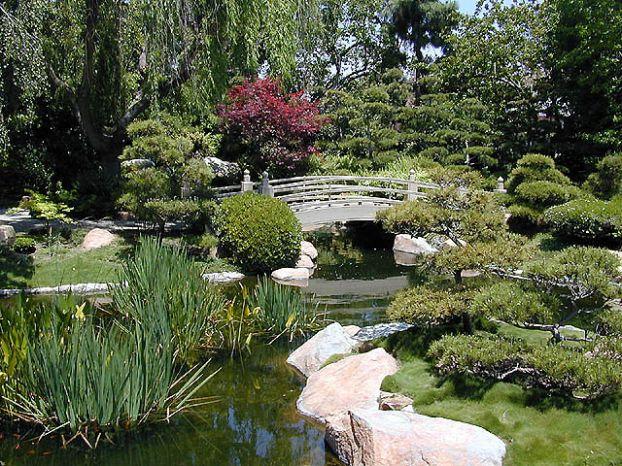 Дворцовый парк горной воды династии Северной Сун