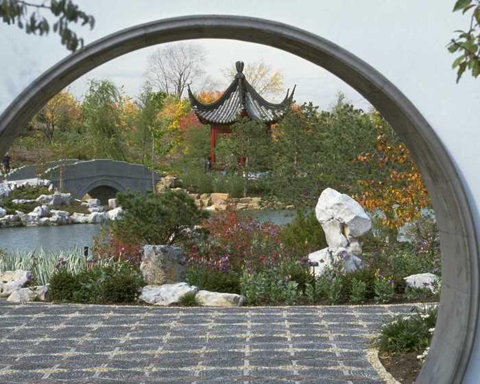 Китайский сад 2