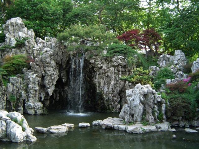 Стиль южного сада