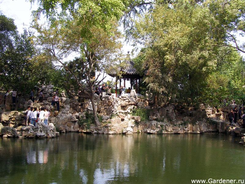 Парк Лююань