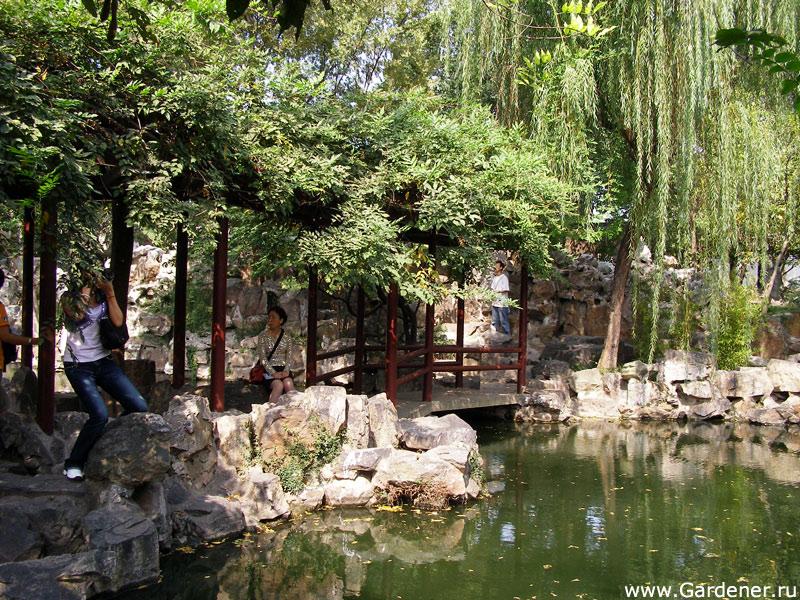 В китайском парке Лююань 2