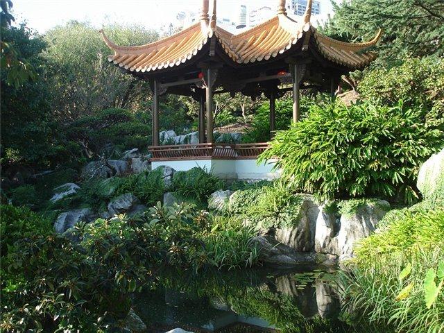 Парк Цзичаньюань