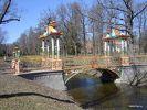 Китайский мост в Царском селе