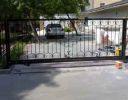 Откатные ворота 4