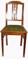Деревянный стул 2