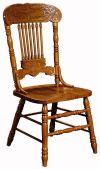 Деревянный стул 3