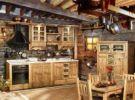 Кухня в стиле кантри 6