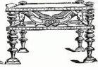 Мебель древних римлян 2