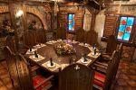 Средневековый стиль в интерьере 2
