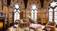 Мягкая мебель в романском интерьере
