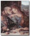 Фрагмент фрески Тайная вечеря 3