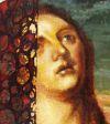 Фрагмент картины Кающаяся Мария Магдалина