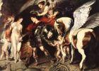 Картина Рубенса Персей и Андромеда