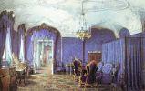Интерьер покоев императрицы Марии Александровны