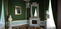 Интерьер Башенного кабинета