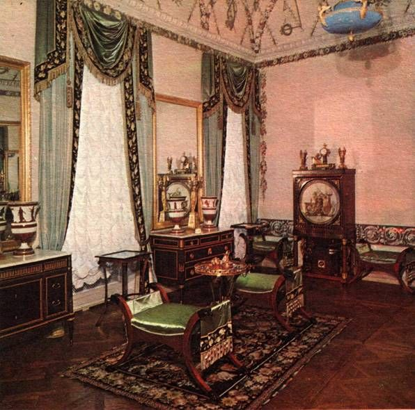 Интерьер Старой гостиной 3