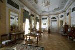 Интерьер Малинового кабинета Павловского дворца