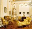 Интерьер Большого Меншиковского дворца середины XVIII века 3