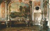 Интерьер Большого Меншиковского дворца конца XVIII века