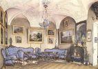 Интерьер Большого Меншиковского дворца в Ораниенбауме 2