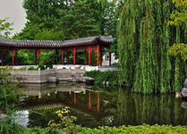 Восточные сады в России: влияние Китая.
