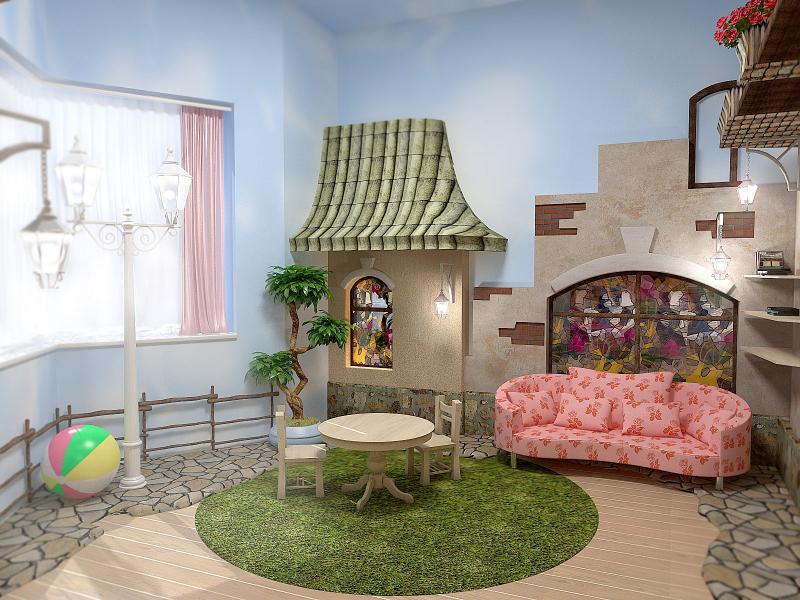 19 Ярких дизайнов современной комнаты, о которой мечтают Ваши дети