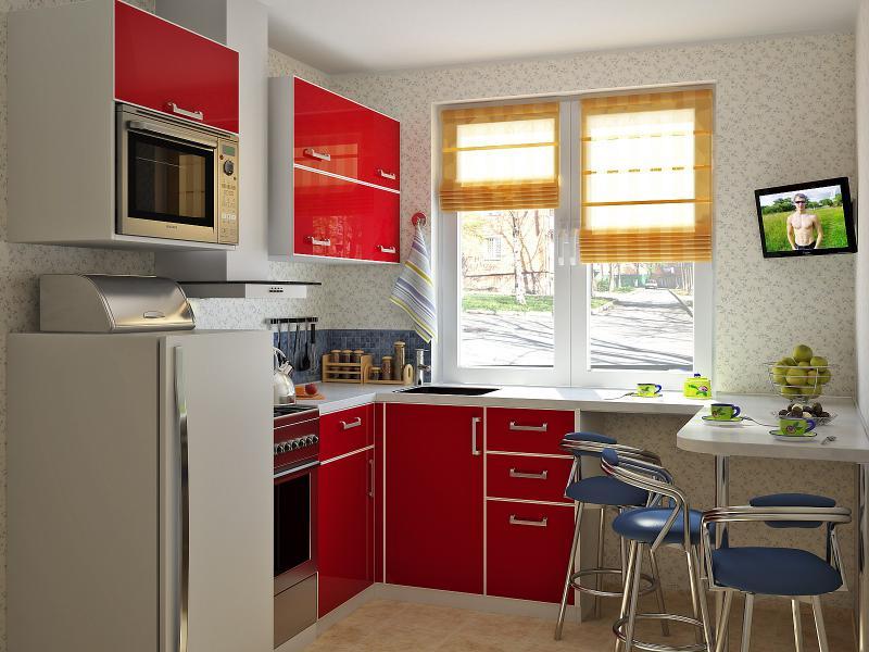 Топ 23 наиболее известных хитростей для оформления очень маленьких кухонь, которые каждый должен знать