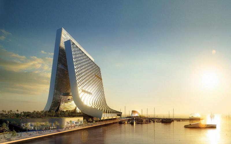 7 Фантастических архитектурных шедевров, из-за которых вы несомненно потеряете дар речи