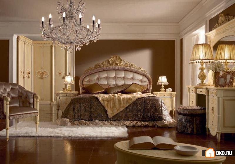 30 Классических спален, в которых Вам захочется остаться на ночь