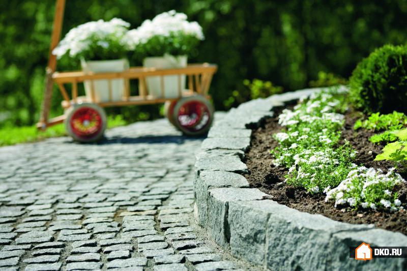 Садовые дорожки подготовят Ваш сад к долгожданному лету