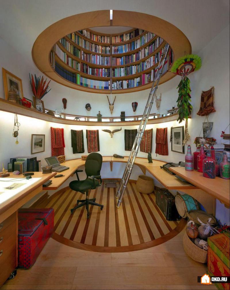 Более 40 сногсшибательных идей сделать свой дом оригинальным