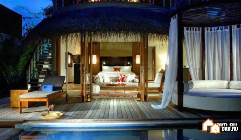 Прекрасное безумие – 10 неординарных спален возле бассейна