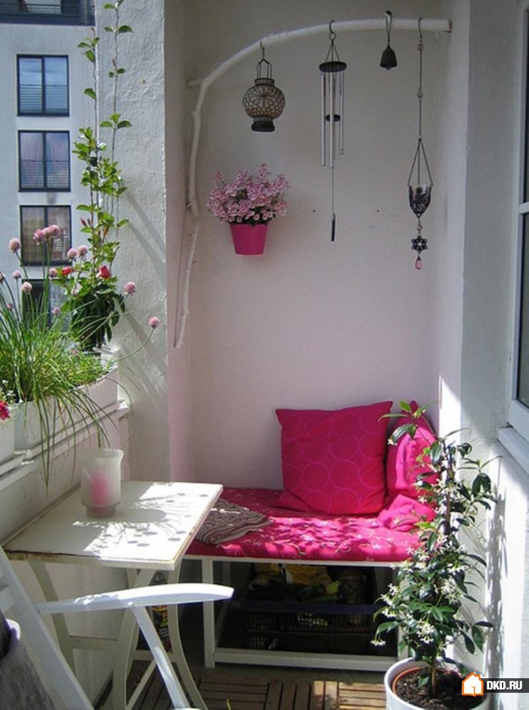 Балконы маленькие ремонт