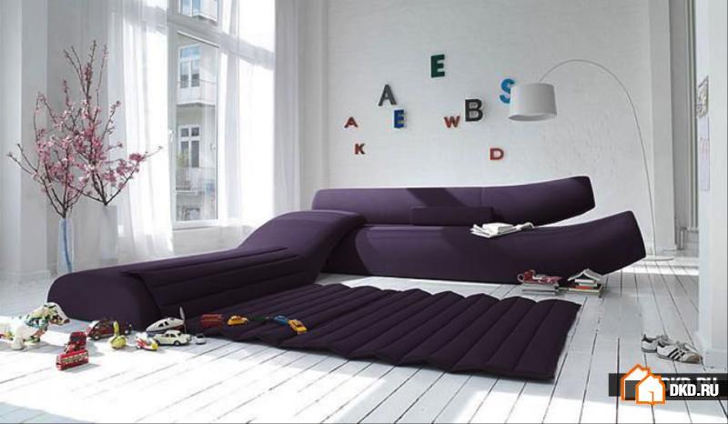 COR: 30 cовременных диванов в обновленной гостиной