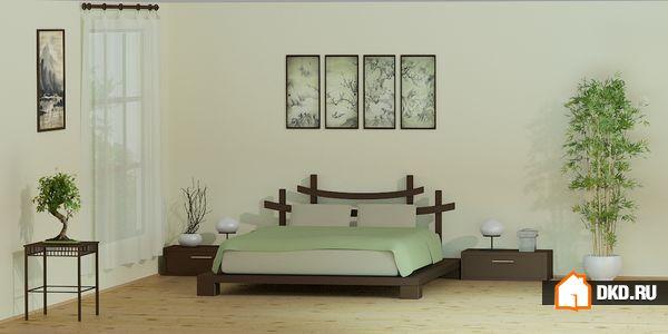 16 Успокаивающих дизайнов спален в стиле дзен для Вашего душевного равновесия