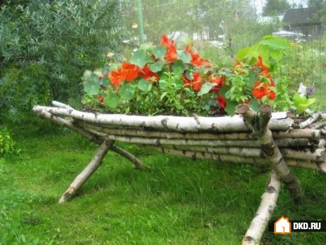 21 Совершенно потрясающий проект декорирования сада своими руками