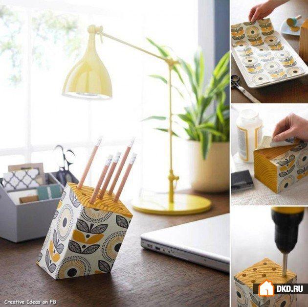 Как сделать нужные вещи для дома своими руками