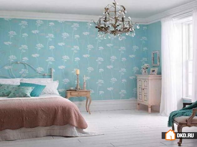 21 Идея пастельно-голубых дизайнов спальни