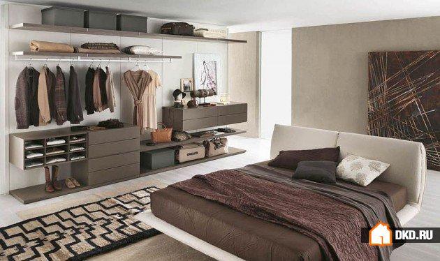 17 Дизайнов красивых открытых шкафов для изысканного дома