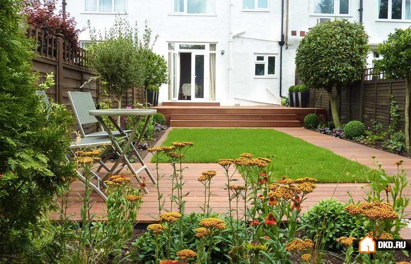 30 Великих идей для маленького сада