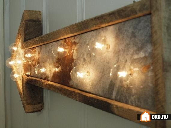 Сделайте сами любую из 20 деревянных ламп для своего дома