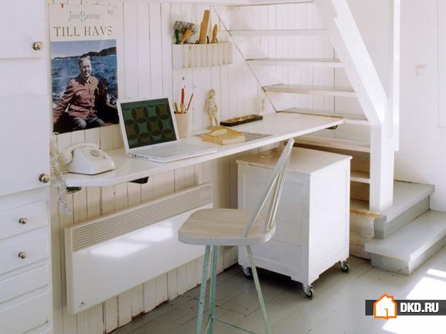 19 Крошечных, но эффективных домашних офисов
