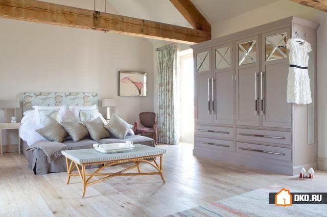 17 Элегантных традиционных дизайнов спален, в которых Вам захочется спать