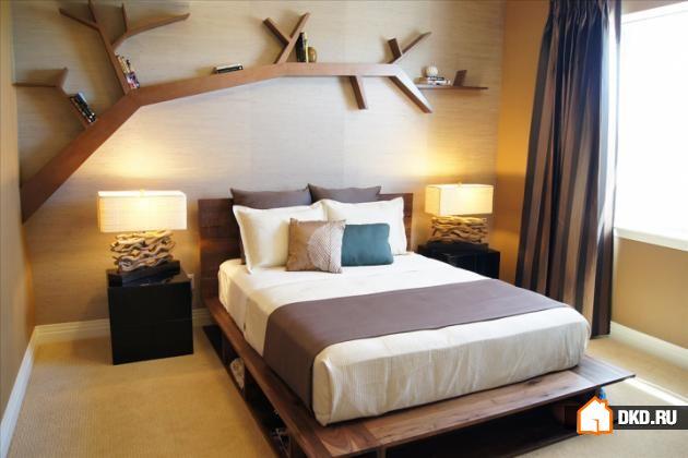 Платформа для кровати – элемент дизайна или функциональности?