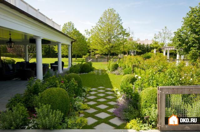 17 Чудесных традиционных ландшафтных дизайнов, которые заставят Ваш сад сиять