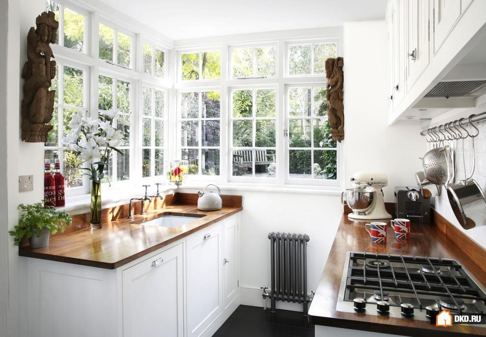 10 Вещей, которые будут уместны на маленькой кухне