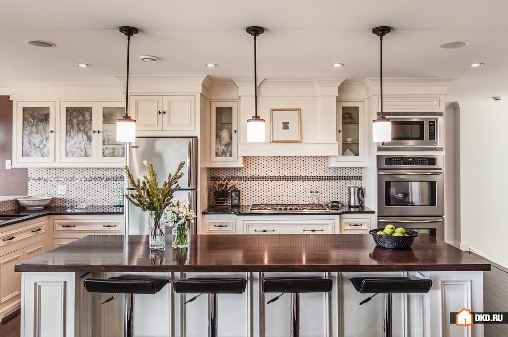Особенности дизайна кухонной мебели