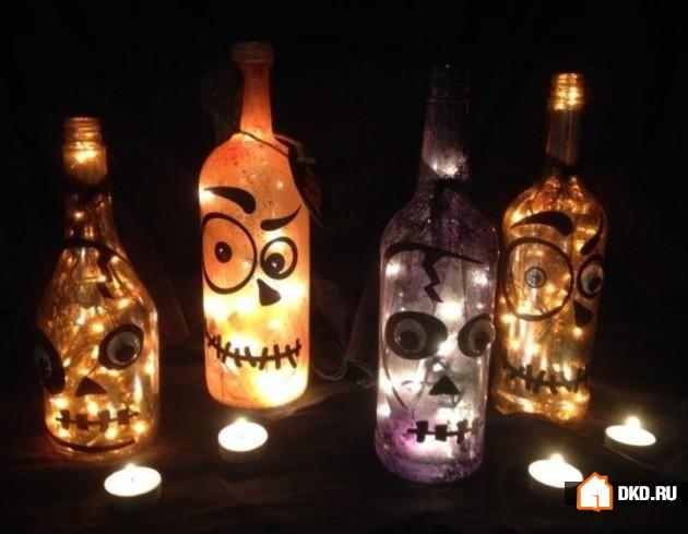 17 Волшебных светильников для праздничной вечеринки на Хэллоуин