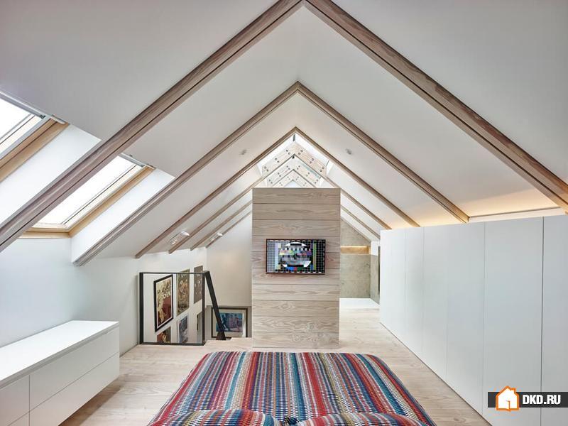 Очаровательный каменный дом: Hocker Farm в Соединенном Королевстве от студии Donald Architecture