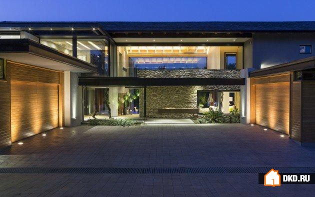 Дом в Блэр-Атолл от Werner van der Meulen